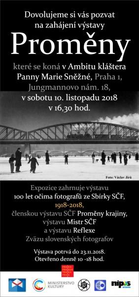 Proměny 2018