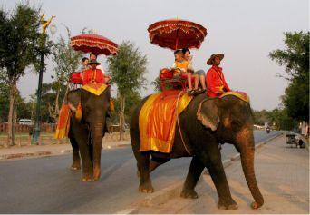 Putování Thajskem